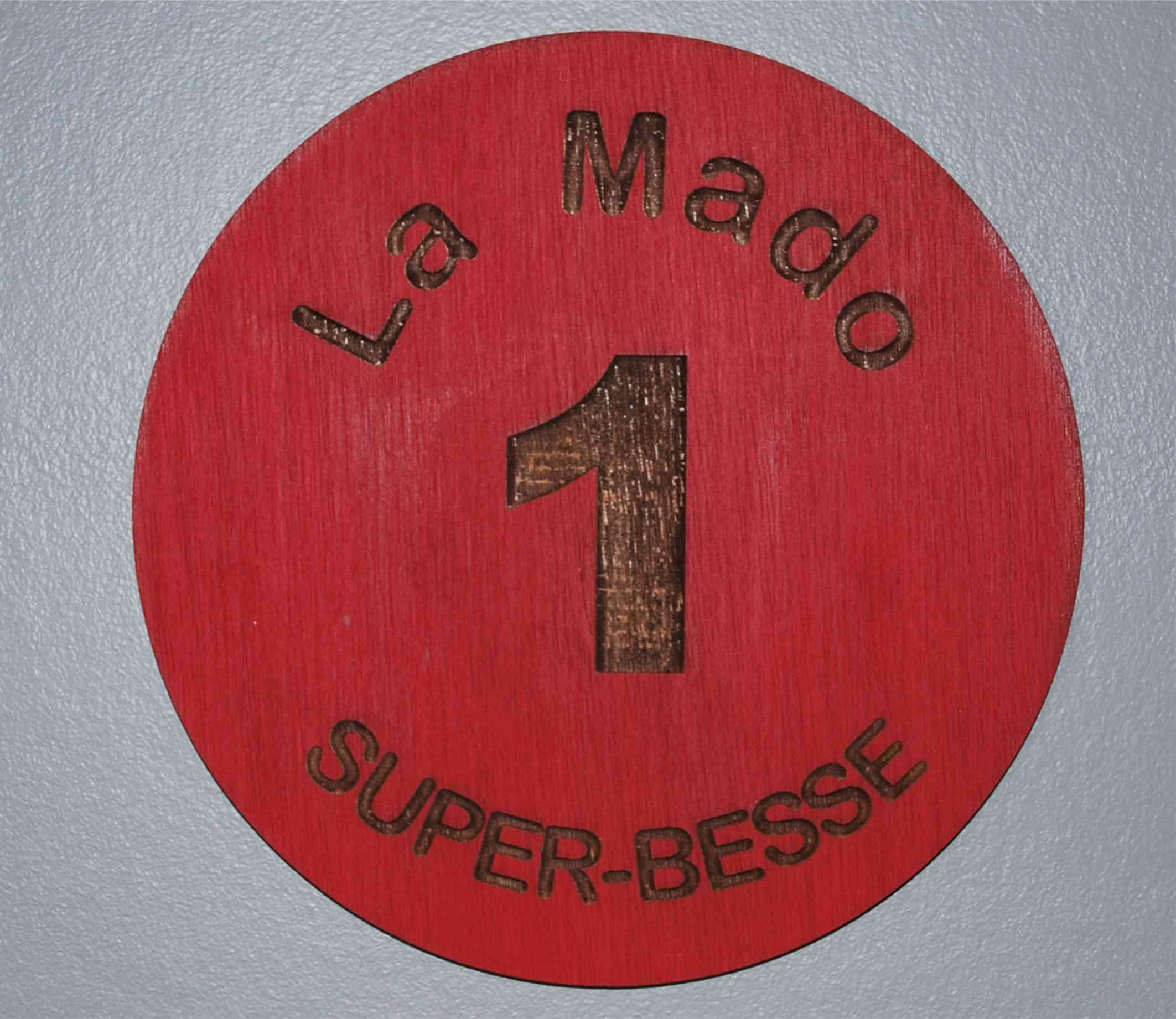 Décoration à suspendre 28 ou 15 cm balise